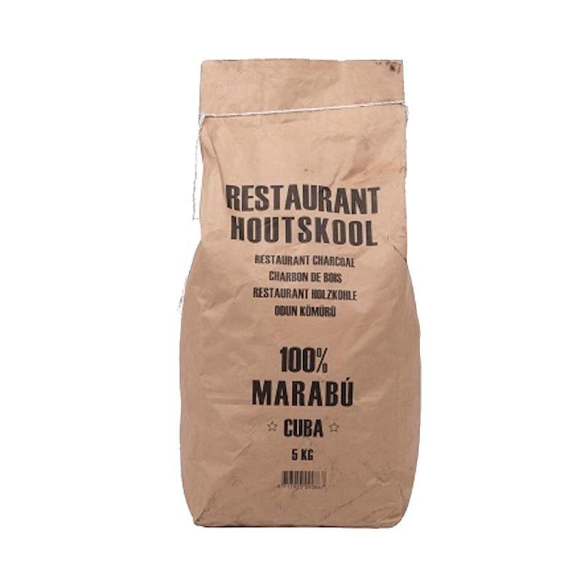 Dammers Cubaanse Marabu Houtskool 5kg